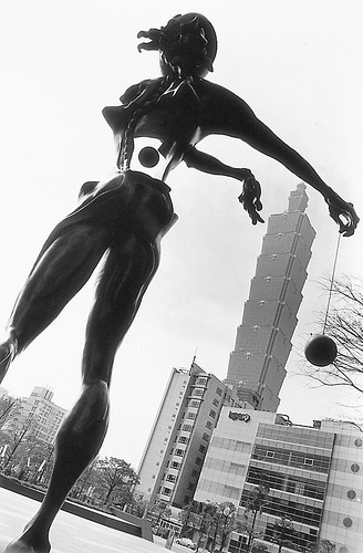 守護-2011台北信義商圈