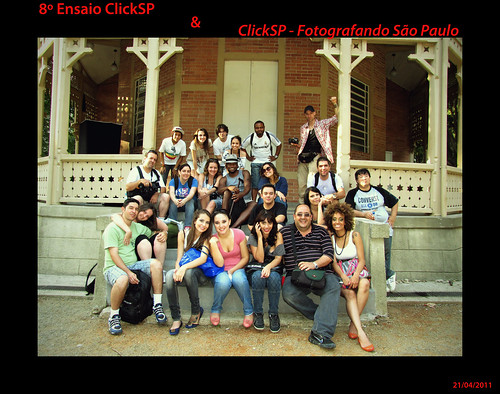 8º Ensaio ClickSP by kassá