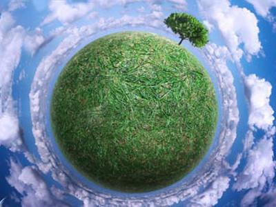 世界地球日话题:大地震让地球变得更圆