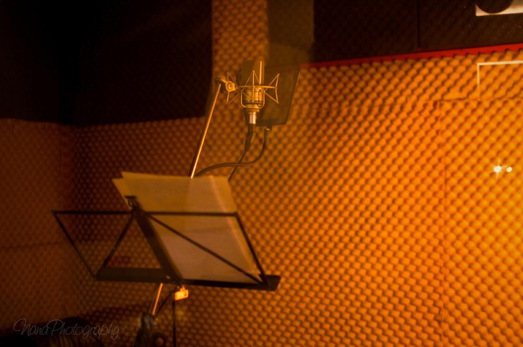 Recording Studio (318/365)