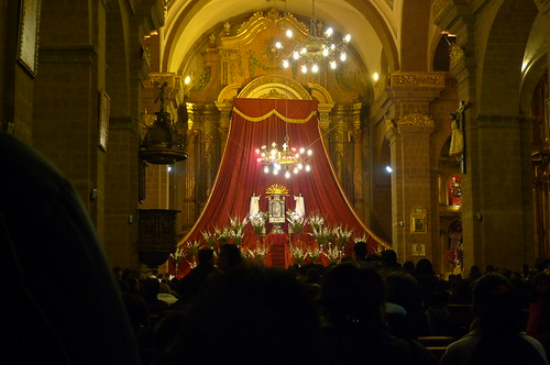Holy Week - Cusco, Peru