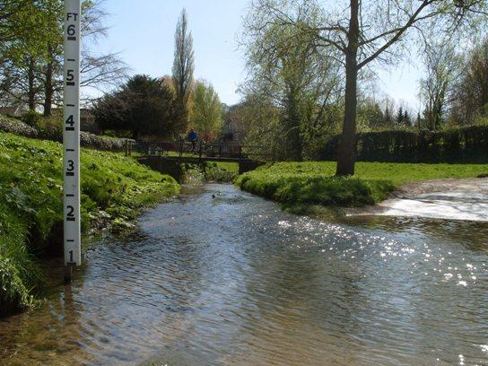 The bridge at Settrington
