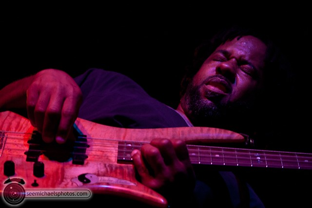 Victor Wooten at Belly Up 41811 © Michael Klayman-031