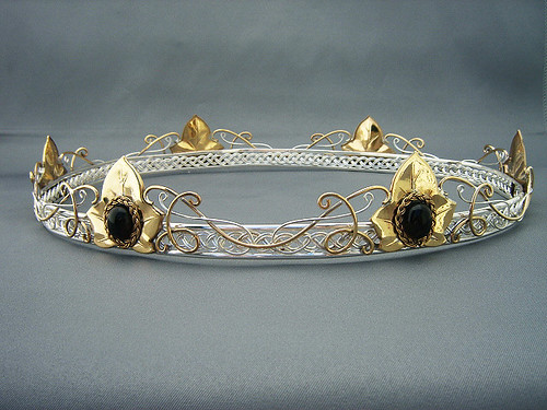 Bridal Coronet Headpiece