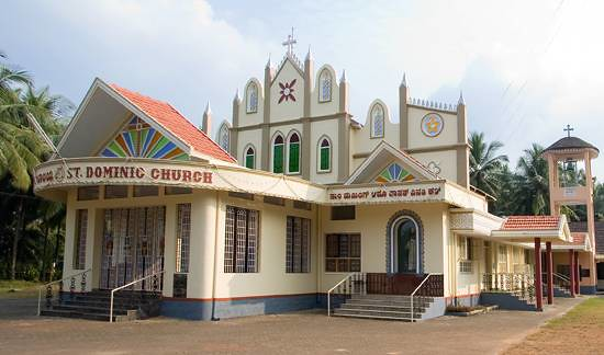 St.Dominic Church Miyar