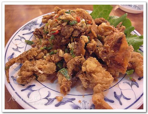 山東餃子館_椒鹽軟殼蟹