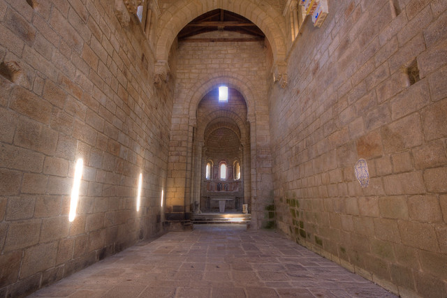 Monasterio de Santa Cristina.