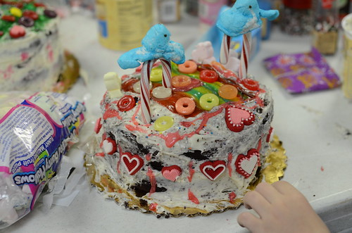 Team #2's cake.