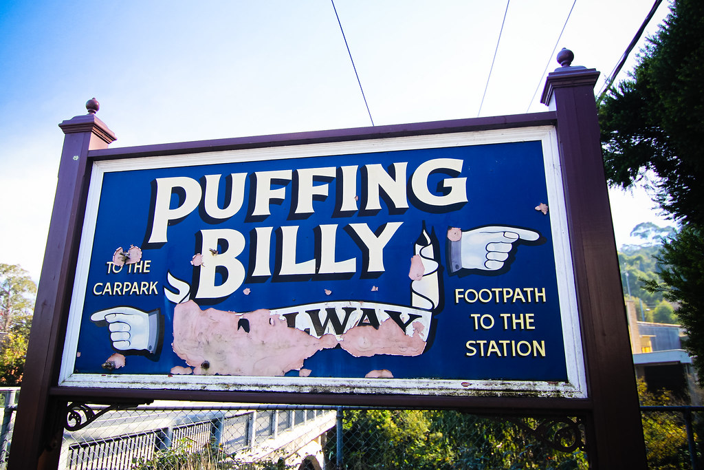 +++ Puffing Billy +++