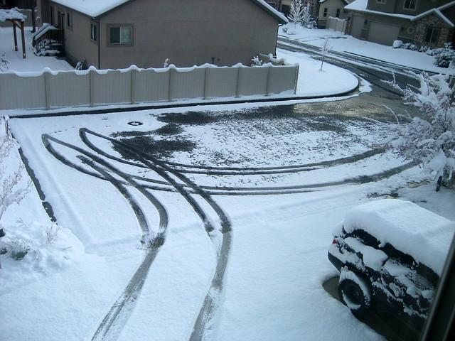 April Snow