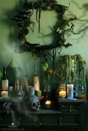 The Witches Lair