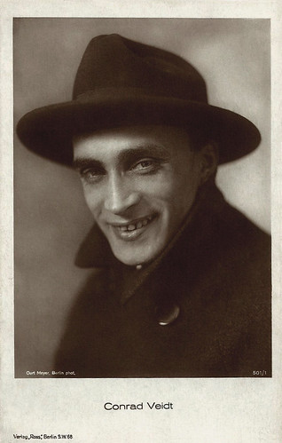 conrad veidt biography