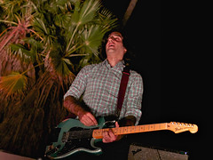 Munaf Rayani of Explosions in the Sky @Hollywood Forever Cemetery (Debi Del Grande) Tags: beautiful warm guitar hollywood hollywoodforevercemetery epic instrumental explosionsinthesky munafrayani