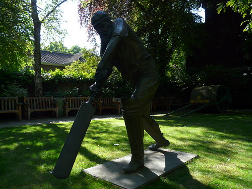 W.G. Grace, Lords Cricket Ground