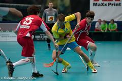 U19 WFC 2011 - Tschechien - Schweden - 04.05.2011 (rudolf_schuba) Tags: schweden tschechien wfc 2011 u19 httpwwwfloorballeuropecom 04052011