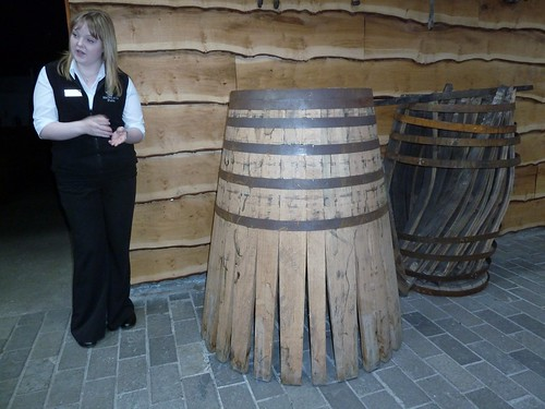 Whisky Casks at Highland Park
