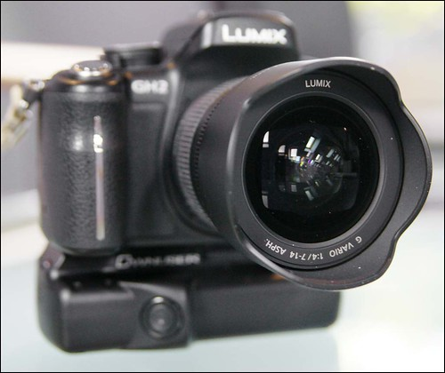 Panasonic GH2 7-14mm zoom