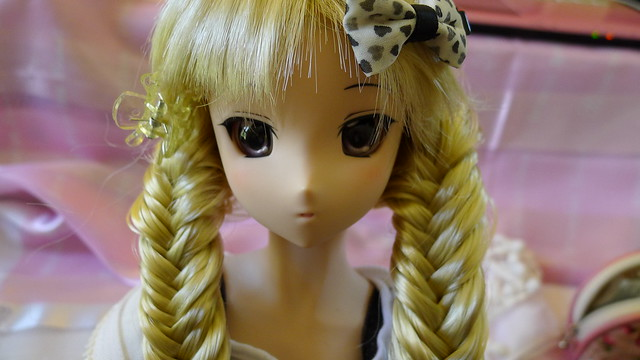 the many wigs of DD Mio