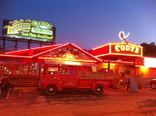 Cody's Original Roadhouse by bichonphoto