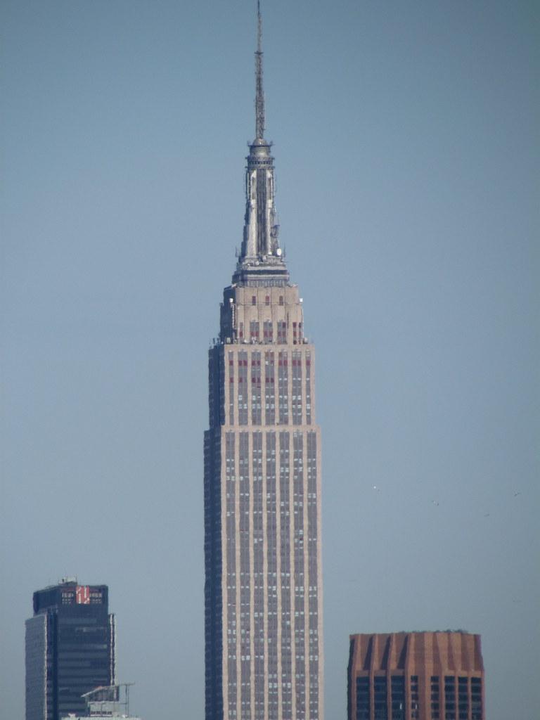 Valentine Symbol On Empire State Building