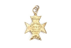 Clegg Football Medal