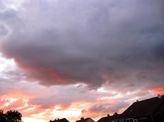Abendliche Wolken (Dieter14 u.Anjalie157) Tags: collage rosa himmel wolken lila abendrot stimmungen lieblingsfoto anjalie157 abendlichter abendstimmungkerpenmai11 fotomssig