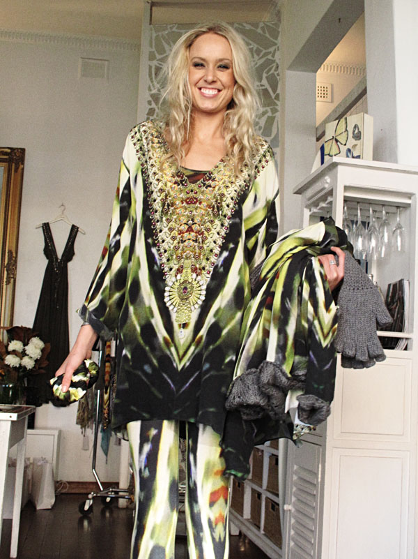 Camilla AW 11 Woodstock Collection, Voodoo Child, Kaftan Leggings & Shoes E_600IMG_1865