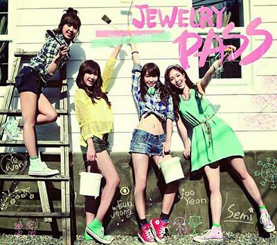 Jewelry lança o MV de