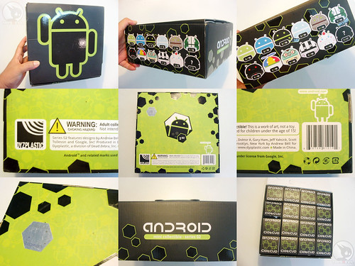 The Android Mini Series 2 case