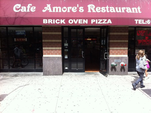 amore restaurant. Cafe Amore is a small local