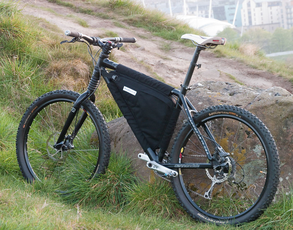 Buggybags Custom Mtb Framebag Full Review With Pictures