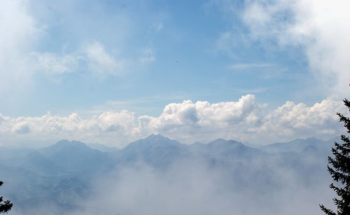view + fog