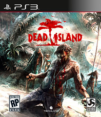 Dead Island box art - PS3