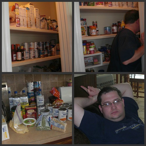 cleaningthepantry