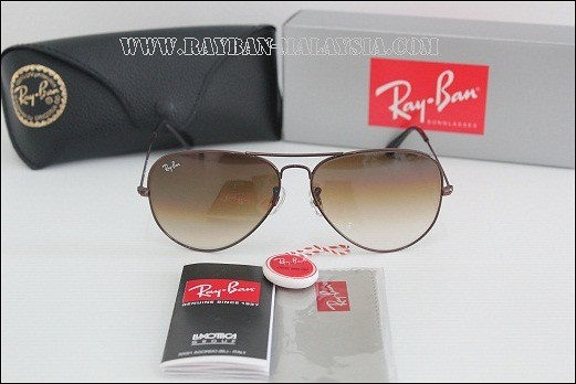 Aviator Ori GunMetal-Brown