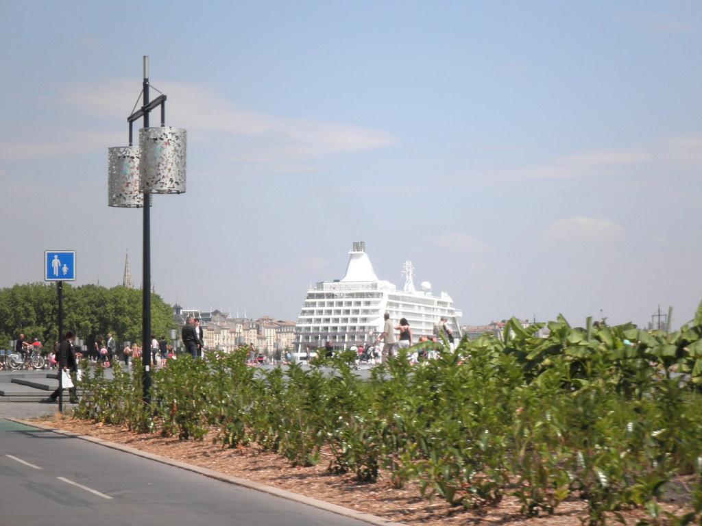 Seven Seas Voyager - Bordeaux - P6030139