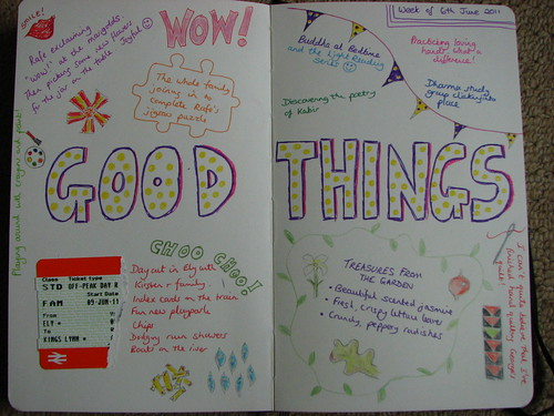 good things wc 6 june 2011