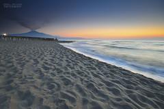 risveglio sul mare (Andrea Rapisarda) Tags: italy seascape beach sunrise dawn nikon italia mare alba tripod sigma playa sicily 1020 etna spiaggia sicilia gettyimages sabbia mtetna supershot d7000