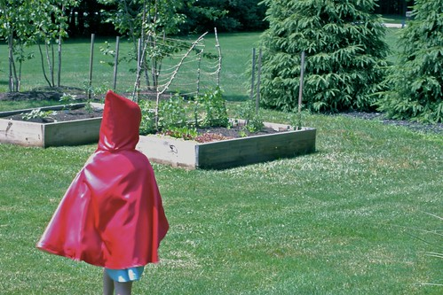 reversible play cape