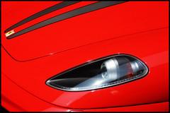 Musica per organi caldi (Outlaw Pete 65) Tags: red black cars sport nikon italia corse ferrari races rosso brescia lombardia nero supercar automobili d90 nikond90 nikkor2485 mygearandme