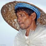 Fryu fisherman, Hilongos, Leyte, Philippines.