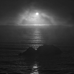 dark star (revisited) (nlwirth) Tags: sanfrancisco california blackandwhite yum pacificocean sutrobaths yup bestcapturesaoi nlwirth elitegalleryaoi silverefexpro2 photographyforrecreationbwclassic