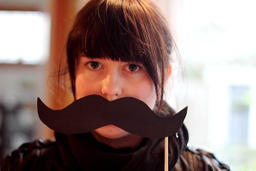 Moi et Moustache