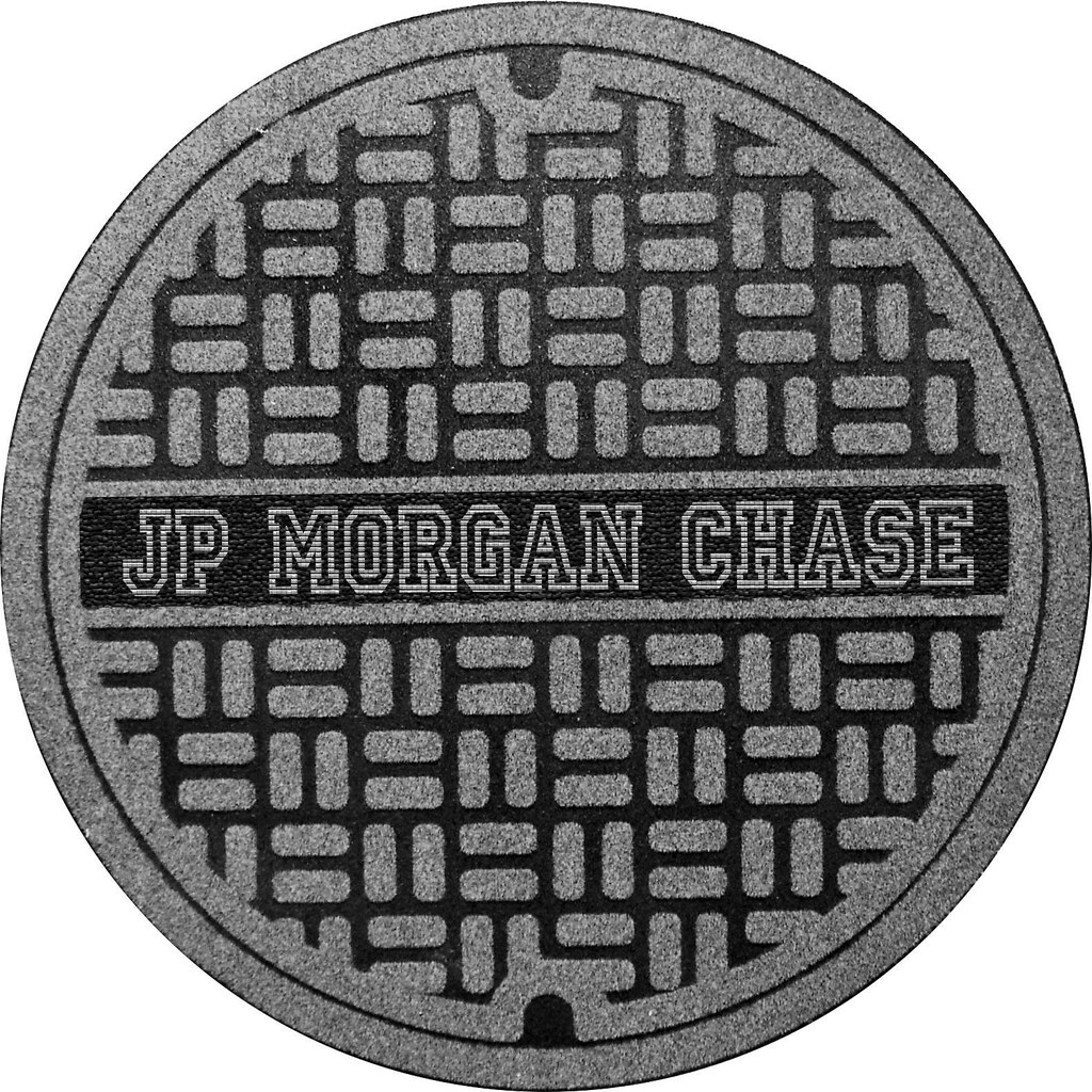 JP MORGAN SEWER LID