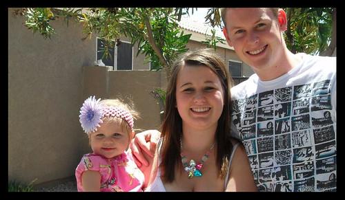 cute little family
