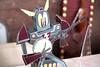 papercraft (nerdbots) Tags: robot papercraft makerfaire