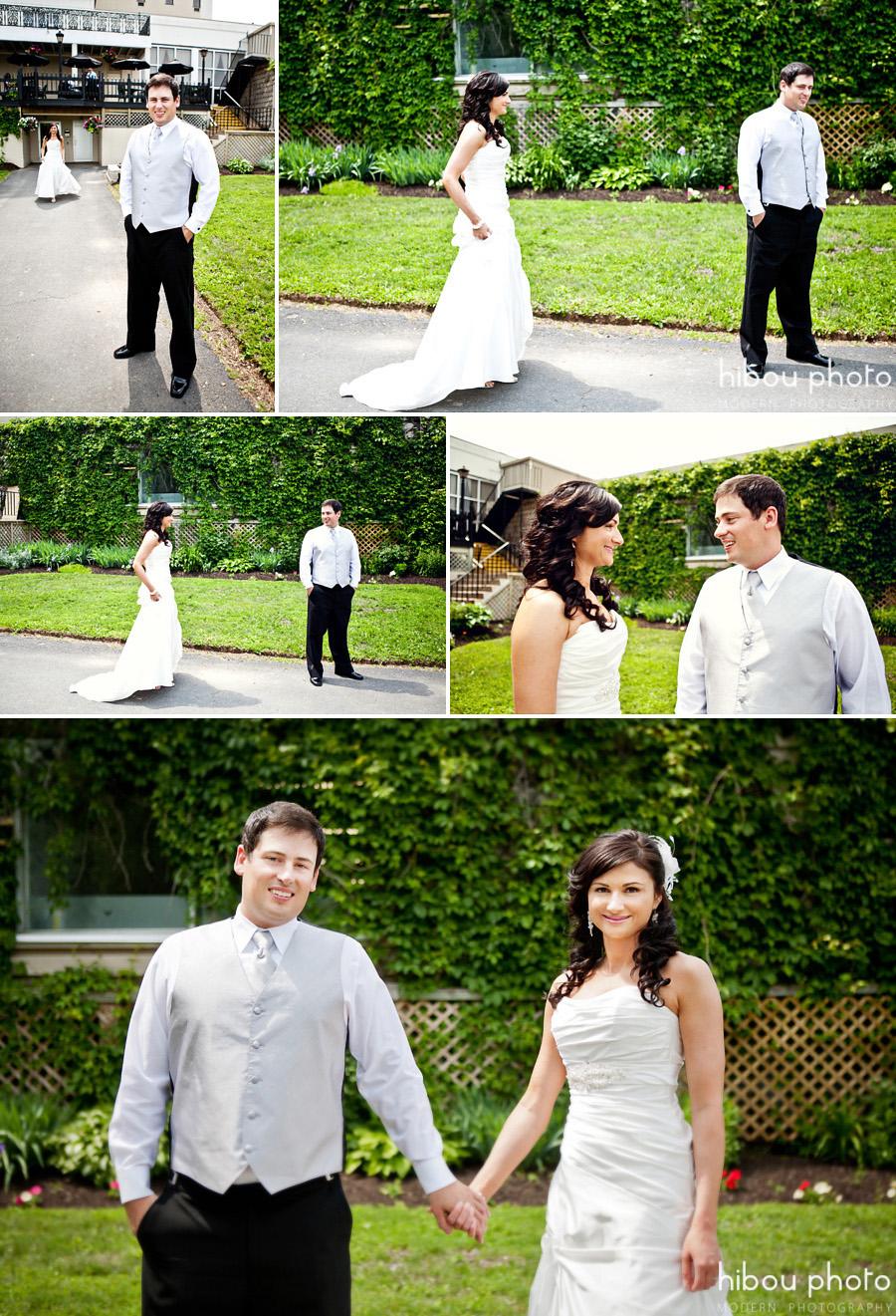 Fredericton wedding photography by hibou photo