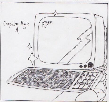 computer magic A