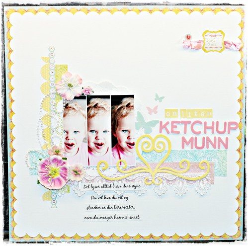 ketchupmunn - umenorskan