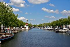 Oude Haven Vlaardingen (Thomas de Leeuw) Tags: vlaardingen oldharbour oudehaven